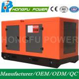 De reserve Super Stille Generator van de Macht 140.8kw/176kVA met de Motor van Cummins met ABB