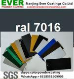 Эпоксидный клей полиэстера для использования внутри помещений с помощью Ral 9016 гладкая глянцевая порошковое покрытие