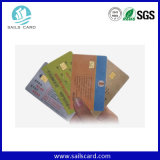 Cartão pagado antecipadamente do presente de Conatct CI