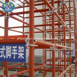 Gebäude-Formular-Arbeits-schnelles Verschluss-Verbinder-Baugerüst