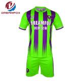 Dernière uniformes de Soccer Sportswear Comstomized maillot de football maillots de football sublimée