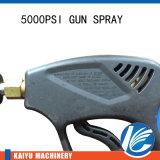accessoires à haute pression de rondelle de pistolet de pulvérisation 5000psi