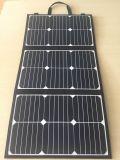 Portable Sunpower 80W Painel Solar Dobrável para fora do sistema de grade