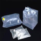 상자 식품 포장 부대에 있는 도매 플라스틱 포도주 부대