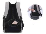 Mammy 부대 다기능 Large-Capacity 두 배 어깨 우유 아빠의 어머니 부대 아기 부대 Yf-Pb0060