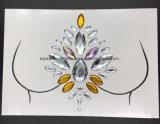 Ultimo autoadesivo di cristallo autoadesivo del diamante della cassa dell'autoadesivo del Rhinestone 2018 (E19)