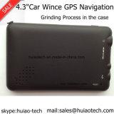 """Hete Verkoop 4.3 """" GPS van de Vrachtwagen van de Auto Mariene Navigatie met Huivering 6.0 800 Van Mhz- cpu, de Zender van de FM, aV-in AchterCamera, het Handbediende GPS Systeem van de Navigatie"""