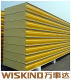 中国オーストラリアのための耐火性のHeat-Insulated堅いポリウレタンサンドイッチパネル