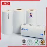 Las etiquetas engomadas etiquetan escrituras de la etiqueta de envío portables de la impresora rodillo del papel termal