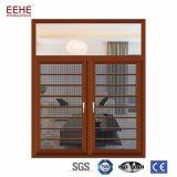 Disegno di alluminio della griglia di Windows della stoffa per tendine della prova della polvere con lo schermo dell'insetto