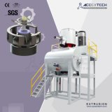 Unidade de mistura Quente-Fria de alta velocidade material do pó plástico do PVC