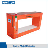 El túnel del detector de metales para la madera y carbón Industrial