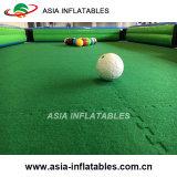 Giochi di sfera gonfiabili dello snooker/giochi gonfiabili di sport della Tabella di biliardo
