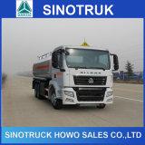 Caminhão de tanque do petroleiro de petróleo das rodas de 6*4 HOWO 10 para a venda
