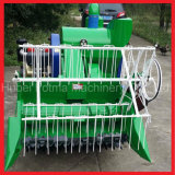 米及びムギの小型コンバインの収穫機(4LZ-0.8)