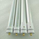 doppio indicatore luminoso del tubo di riga LED T8 di 60W 8FT