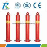 100T cilindro hidráulico de ação simples de Alta Capacidade
