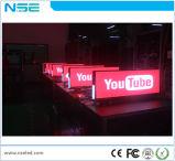 P3 LED Digital Signage para Taxi Topper