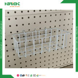 Los ganchos fácil organizar la cesta de Pegboard Accesorios
