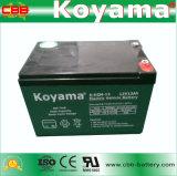 bateria da bicicleta da bateria 6-Dzm-12 12V 12ah do carbono da ligação 12V