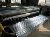 prix d'usine Hdgi Feuille de toiture en acier ondulé galvanisé