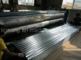 Hdgi laminou telha de telhadura de aço galvanizada ondulada