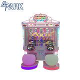 Монеты Epark толкатель Автогонки игры машины приз выкуп игры с помощью игрушек