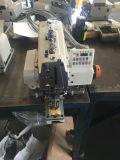Bouton pilotant direct automatisé fixant la machine à coudre