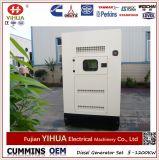 generador diesel silencioso eléctrico 250kVA/200kw con el motor de Yuchai