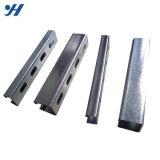 U-balk de van uitstekende kwaliteit van L van het Roestvrij staal