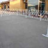 コンサートの鋼鉄金属の携帯用群集整理のバリケード