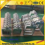 China fábrica de aluminio perfil personalizado de la luz