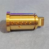 Parti di giro meccaniche della macchina d'ottone del tornio di CNC di alta qualità