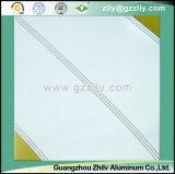 PVCコーティングが付いている卸し売り装飾的な建築材料のアルミニウム天井板
