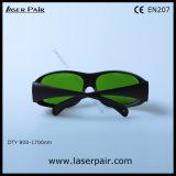 ダイオード及びND: Laserpairからのめがねを保護するYAGのレーザーの安全ガラス/レーザー