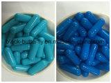 OEM 캡슐 체중 감소를 체중을 줄이는 밝은 파란색 규정식 환약