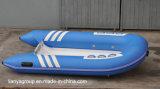 Liya 2.43.0m Fabrikanten van de Boot van de Rib van de Boot van de Glasvezel Stijve Opblaasbare