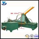 Machine hydraulique de presse en métal de cuivre de rebut horizontal stable de qualité