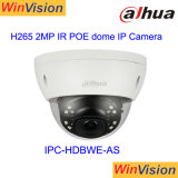2MP H. 265 Dahua Mini Dome IP Câmara Survailance Starlight Ipc-Hdbw4231e-como