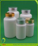 HDPE de Fles van de Pil met de Schroefdop van het Aluminium
