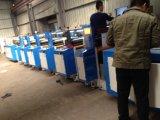 La unidad de la impresora de Flexo 950 pulsa adentro la línea