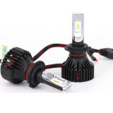 T8自動車LEDのヘッドライトH7の自動球根6500K LEDの照明8000lm車ランプ60W LEDのヘッドライトの球根