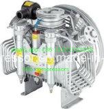 225/300bar Portable compresor de Buceo para respirar