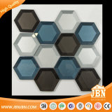 2018 наиболее востребованных стеклянной мозаики в форме зеркал цилиндров плитки для интерьера (M855411)