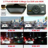 "2.7 de "" do traço cheio do carro Sony came video HD 1080P com 5.0mega"