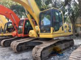 Utilisé Komatsu PC excavatrice chenillée220-8 KOMATSU EXCAVATEUR 20tonne
