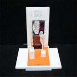 Module en verre acrylique fait sur commande de montre d'Orgainic