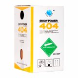 Mistura de gás refrigerante ecológico R404A para venda