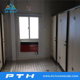 Standardbehälter-Haus für Fertigtoiletten-und Dusche-Raum