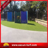 중국 공장 가격 정원 훈장 인공적인 잔디 합성 뗏장 잔디